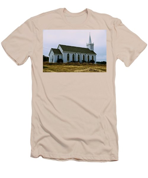 Bodega Church Men's T-Shirt (Athletic Fit)