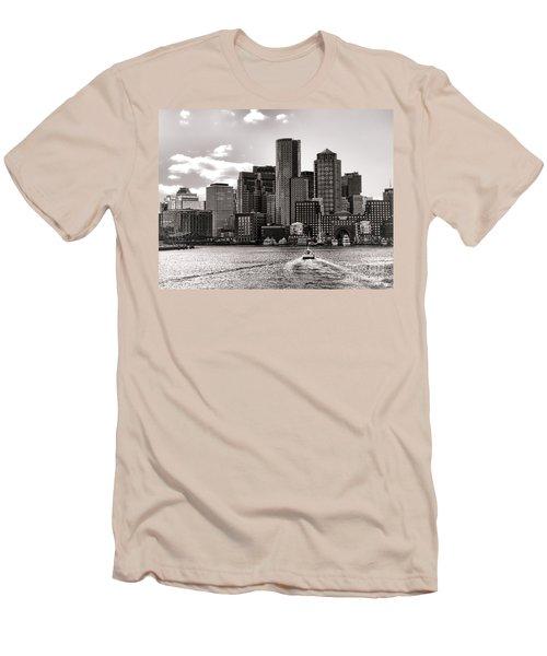 Boston Men's T-Shirt (Athletic Fit)