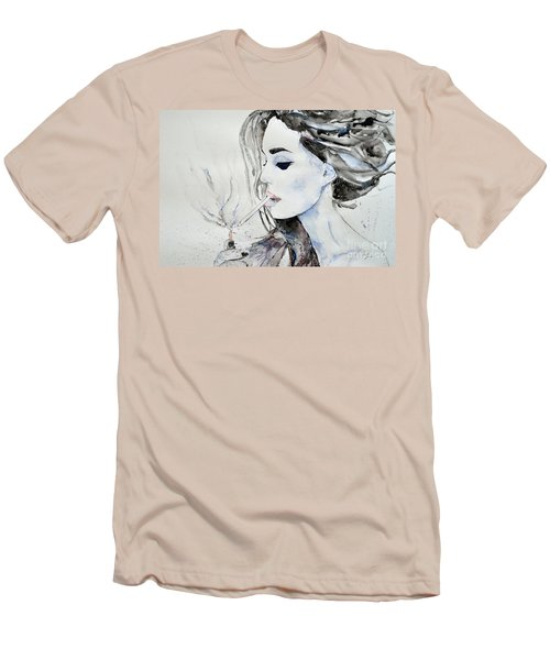 Brigitte Bardot Men's T-Shirt (Athletic Fit)