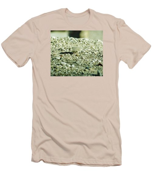 Arizona Camo Bird Men's T-Shirt (Athletic Fit)