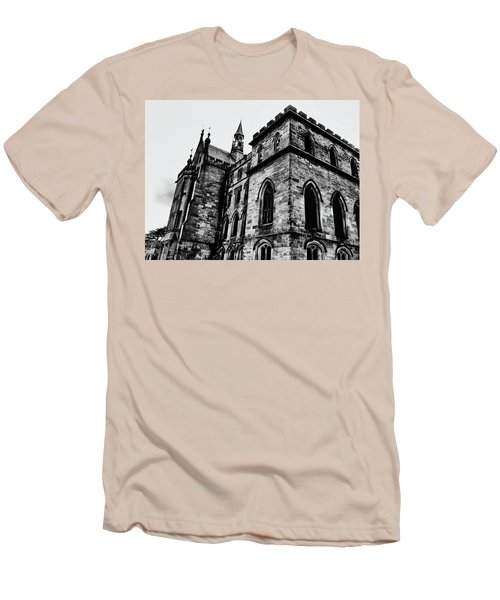 Men's T-Shirt (Slim Fit) featuring the photograph Can You Hear Me by Doc Braham