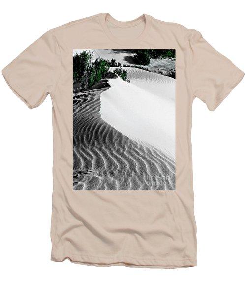 Cape Le Grande Sand Dune Men's T-Shirt (Athletic Fit)