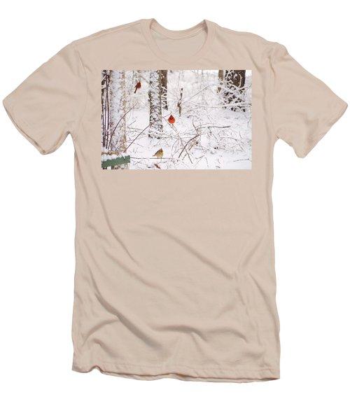 Cardinals Men's T-Shirt (Athletic Fit)