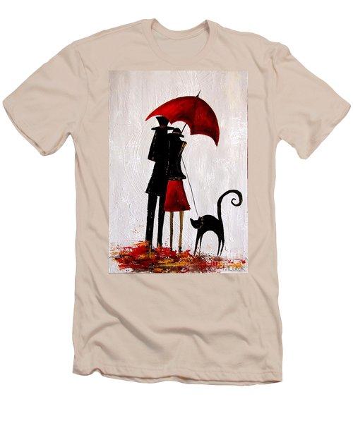 Cat 726 Men's T-Shirt (Athletic Fit)