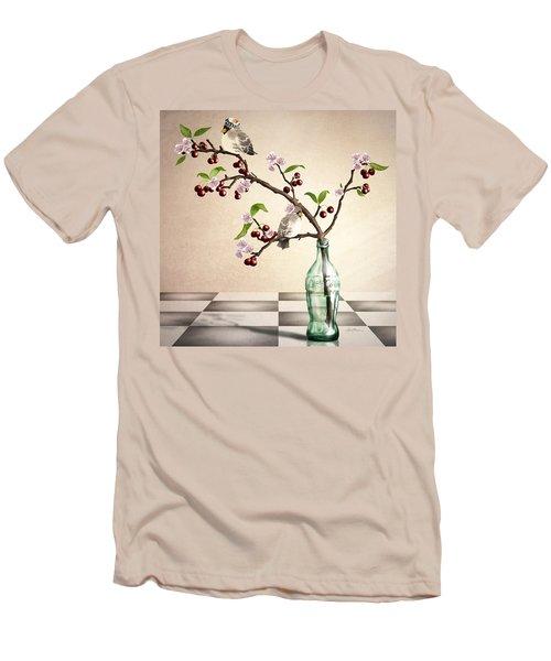 Cherry Coke Men's T-Shirt (Athletic Fit)