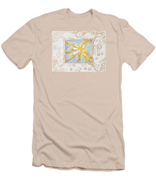 Cherubim Men's T-Shirt (Athletic Fit)