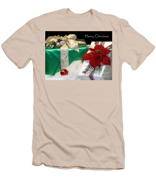 Christmas Presents Men's T-Shirt (Athletic Fit)