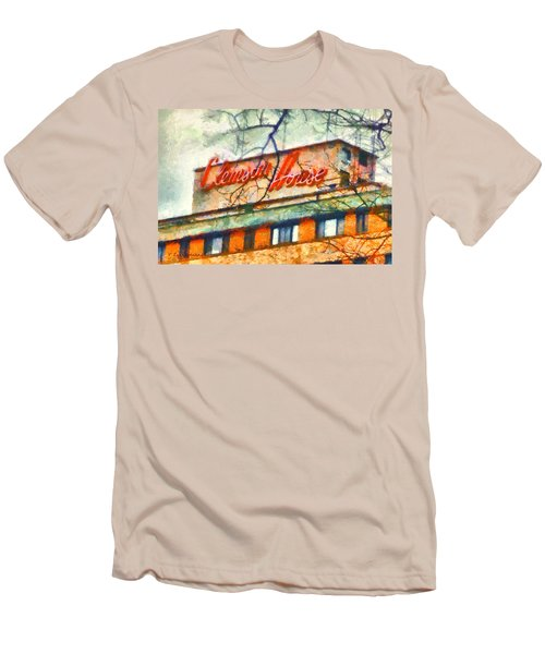 Clemson House Men's T-Shirt (Athletic Fit)
