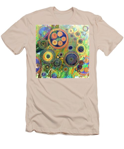 Clockwork Garden Men's T-Shirt (Athletic Fit)