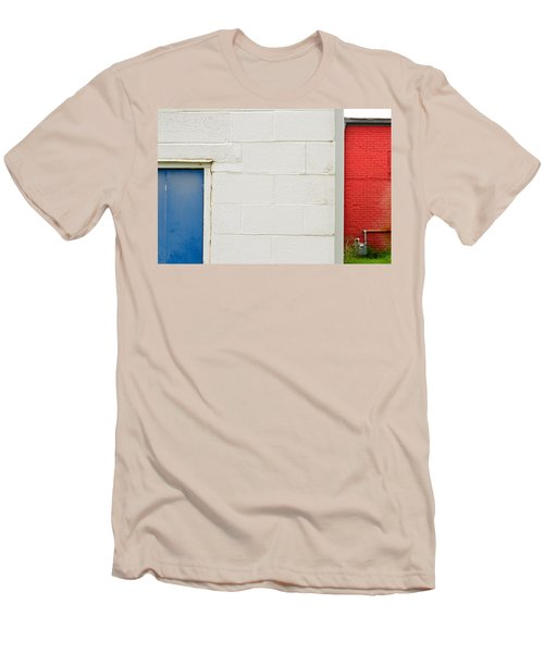 Men's T-Shirt (Slim Fit) featuring the photograph Colors by Brian Duram