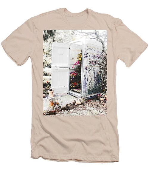 Compost Making Men's T-Shirt (Athletic Fit)