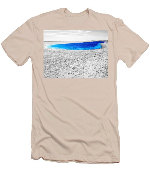 Coorong Sandy Bay Men's T-Shirt (Athletic Fit)