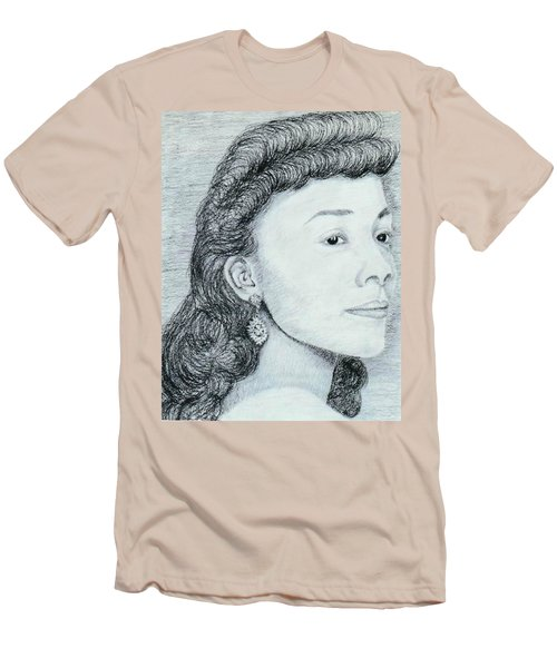 Coretta Scott King Men's T-Shirt (Athletic Fit)