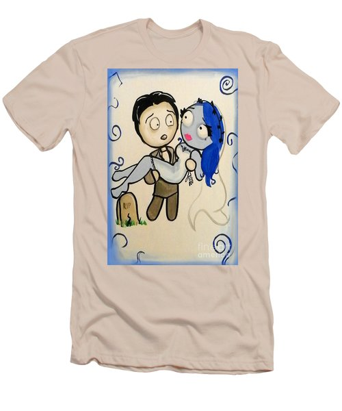 Corpse Bride Men's T-Shirt (Athletic Fit)