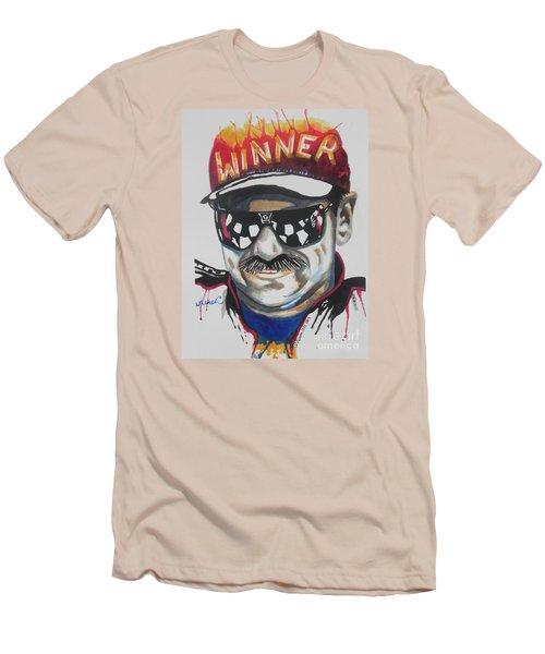 Dale Earnhardt Sr Men's T-Shirt (Athletic Fit)