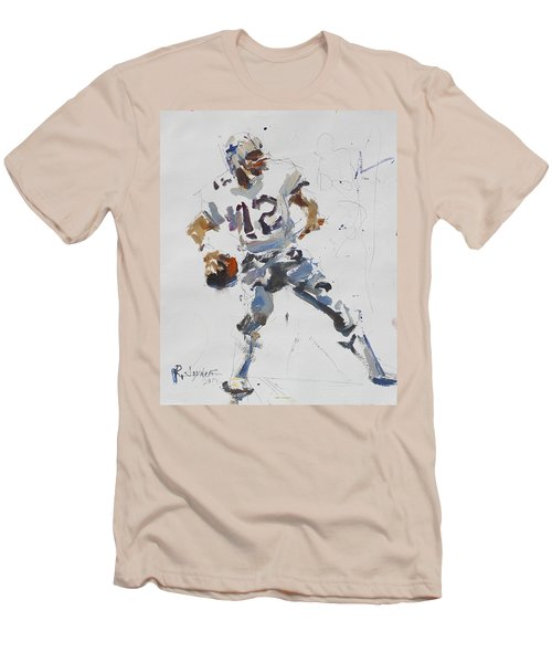 Dallas Cowboys - Roger Staubach Men's T-Shirt (Athletic Fit)