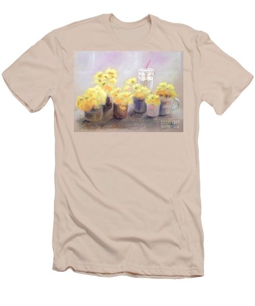 Dandelions Men's T-Shirt (Athletic Fit)