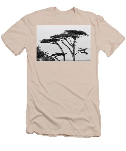 Dark Cypress Men's T-Shirt (Athletic Fit)