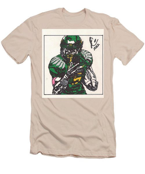 De'anthony Thomas Men's T-Shirt (Slim Fit) by Jeremiah Colley