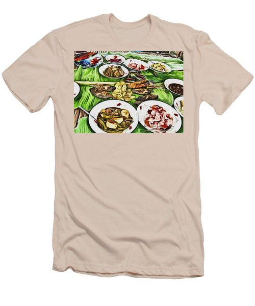 Deliciously Fresh Men's T-Shirt (Athletic Fit)
