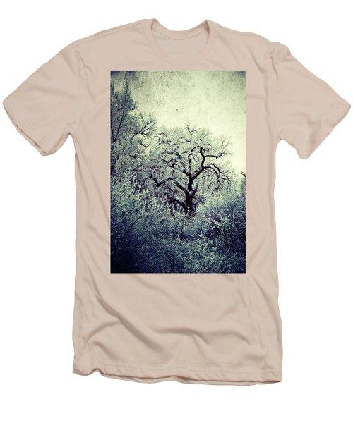 Destiny Men's T-Shirt (Slim Fit) by Leanna Lomanski