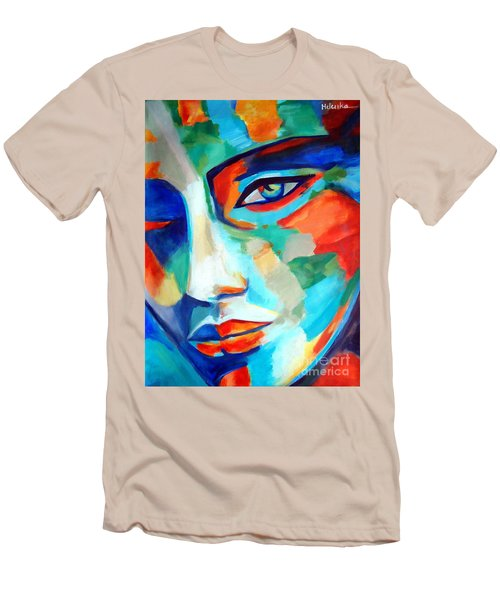 Divine Consciousness Men's T-Shirt (Slim Fit) by Helena Wierzbicki