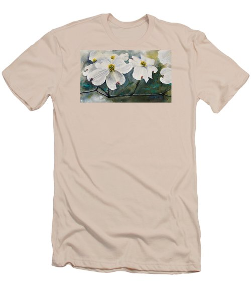 Dogwood 7 Men's T-Shirt (Athletic Fit)