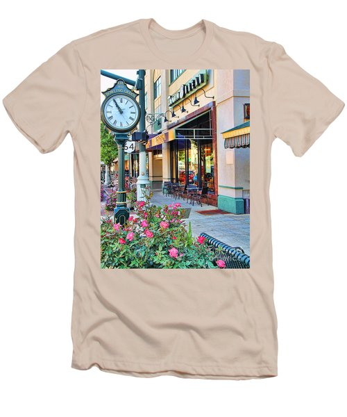 Downtown Bowling Green Men's T-Shirt (Athletic Fit)