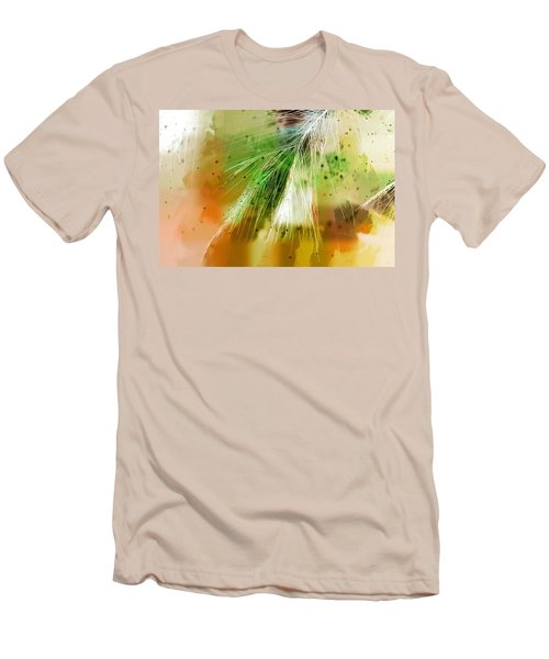 Earth Silk Men's T-Shirt (Slim Fit) by Holly Kempe