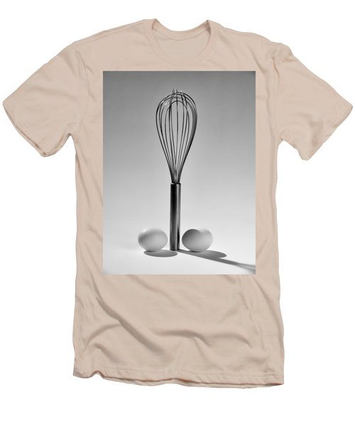 Egg Beater Men's T-Shirt (Athletic Fit)