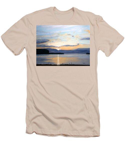 Eileen's Sunset Men's T-Shirt (Athletic Fit)