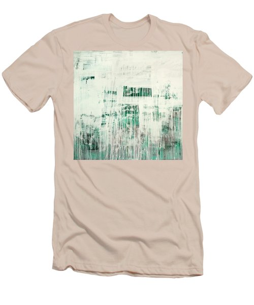 Emerald Surge C2014 Men's T-Shirt (Slim Fit) by Paul Ashby