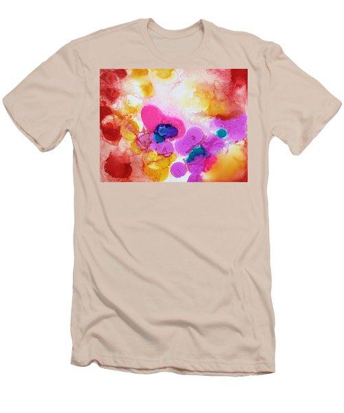 Emotion Men's T-Shirt (Slim Fit) by Tara Moorman