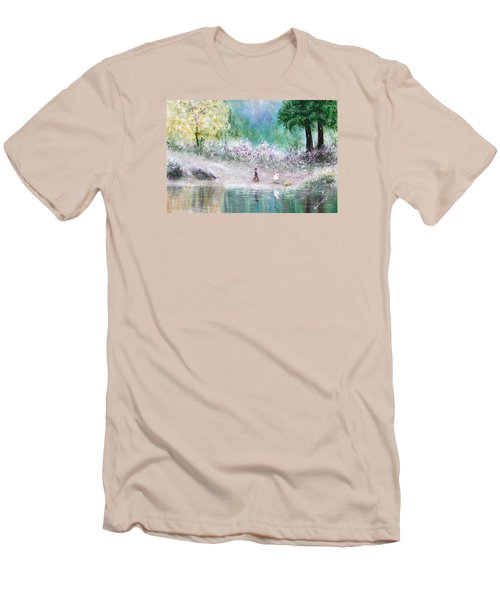 Endless Day Men's T-Shirt (Slim Fit) by Kume Bryant