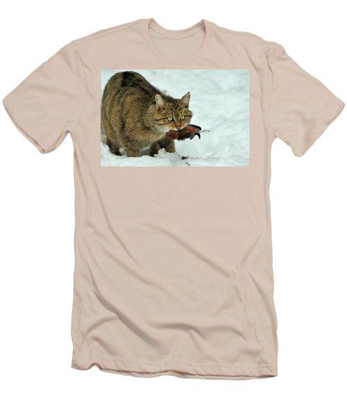 European Wildcat Men's T-Shirt (Athletic Fit)
