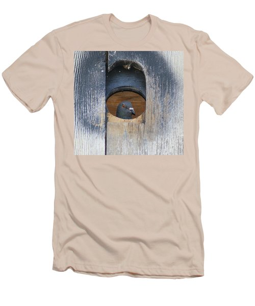 Eye Of The Eye Men's T-Shirt (Athletic Fit)