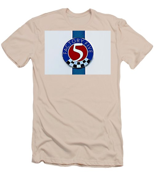 Factory Five Men's T-Shirt (Athletic Fit)