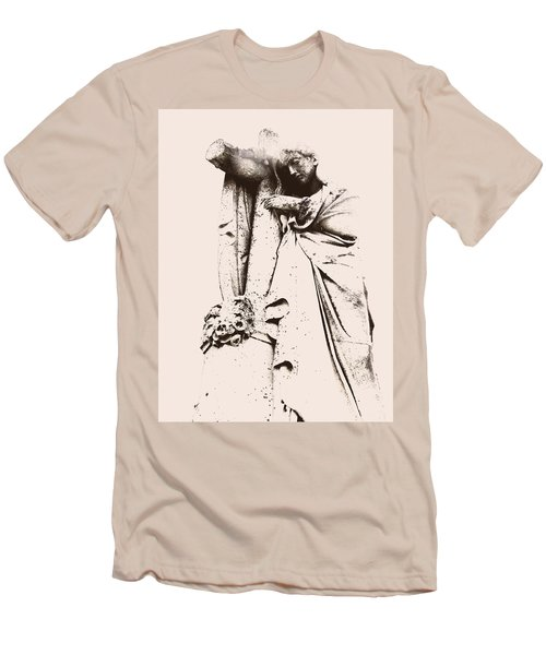 Faded Glory Men's T-Shirt (Slim Fit) by Lisa Brandel