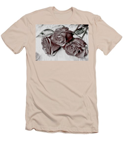 Faded Love Men's T-Shirt (Athletic Fit)