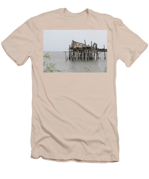 Fallen Deckhouse Men's T-Shirt (Slim Fit)