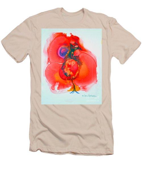 Fandango II Men's T-Shirt (Slim Fit) by Joan Hartenstein
