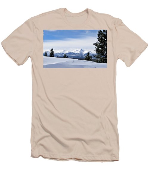 February Wind Men's T-Shirt (Athletic Fit)