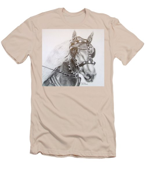 Fer A Cheval Men's T-Shirt (Athletic Fit)