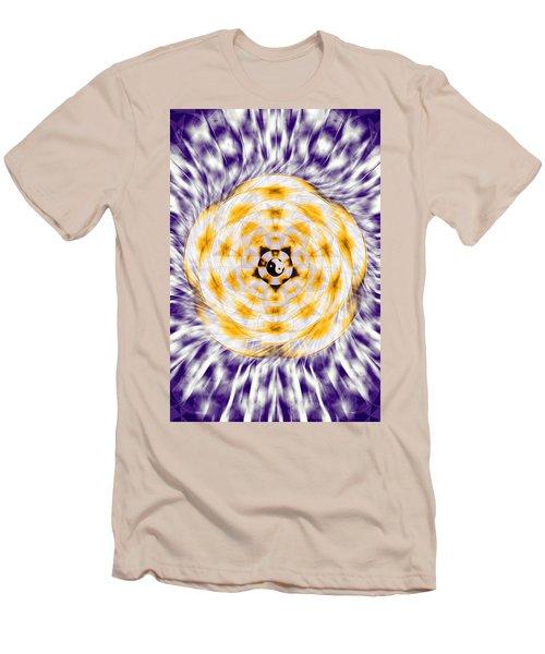 Flowering Emotion Men's T-Shirt (Slim Fit) by Derek Gedney