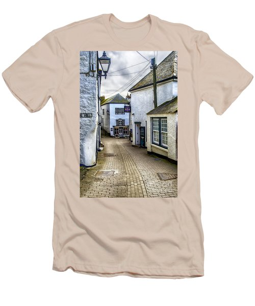 Fore Street Port Isaac Men's T-Shirt (Athletic Fit)