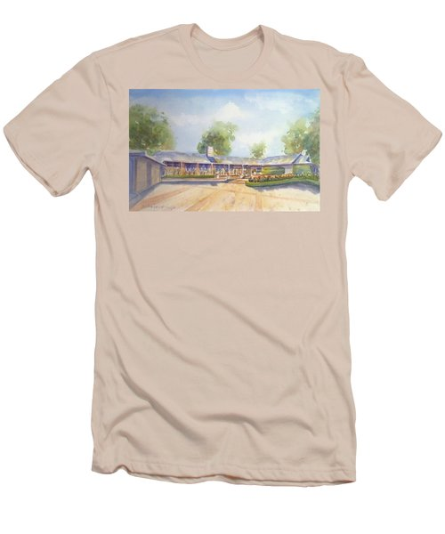 Front Of Home Men's T-Shirt (Athletic Fit)