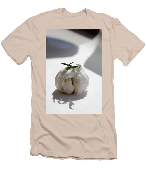 Garlic Clove Men's T-Shirt (Athletic Fit)