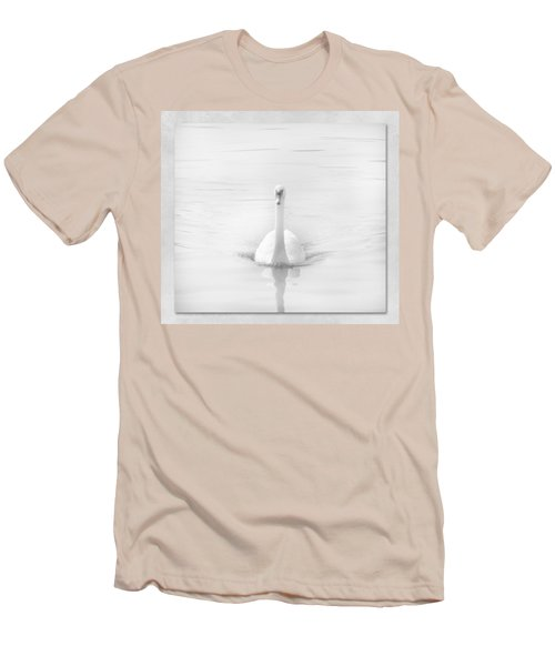 Ghostly White Men's T-Shirt (Athletic Fit)