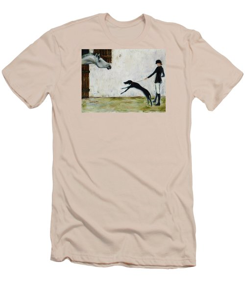 Good To See You Again Men's T-Shirt (Athletic Fit)