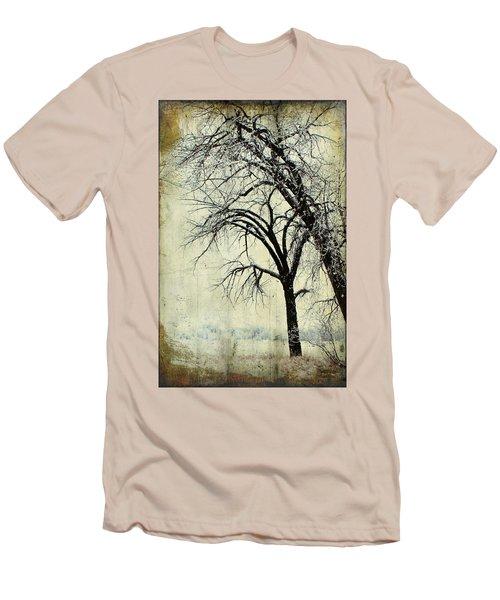 Grace Men's T-Shirt (Slim Fit) by Leanna Lomanski